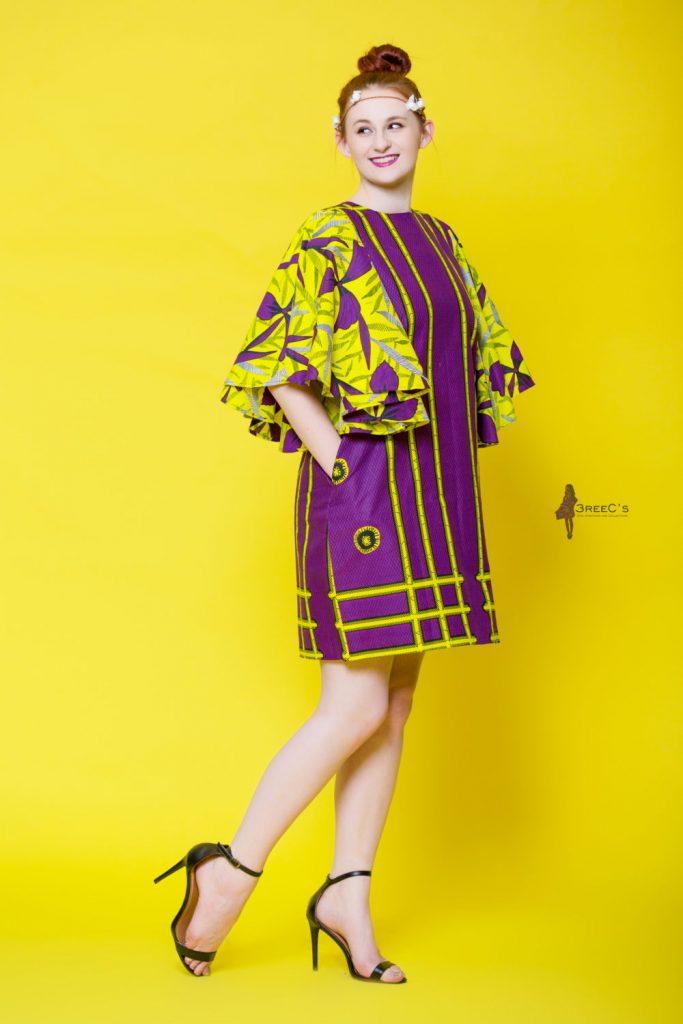 3 reecs handmade dress pop shop houston art show