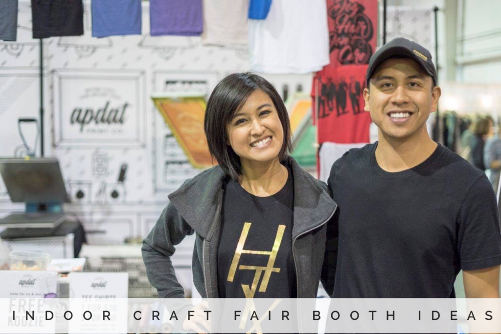 indoor craft fair booth setup ideas pop shop america