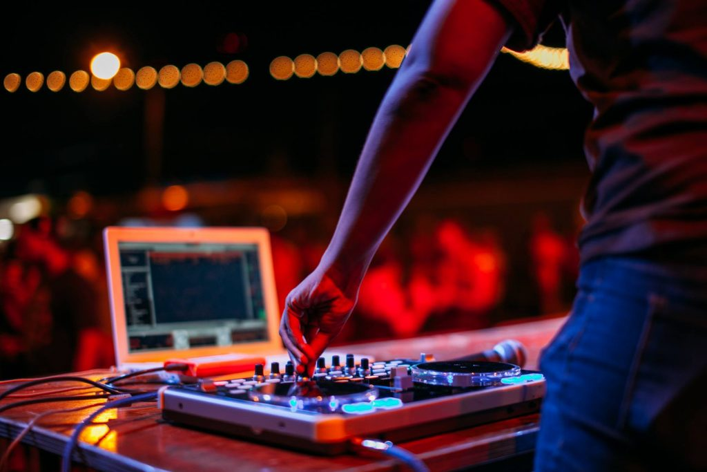 dj music and night market cleveland